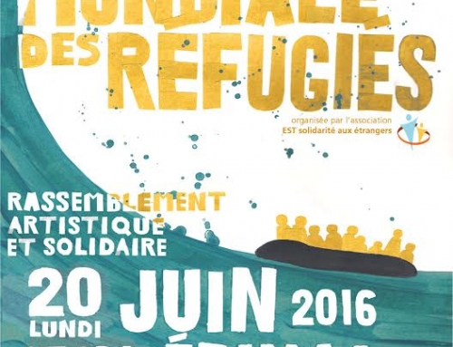 RASSEMBLEMENT solidaire devant la préfecture des Vosges (ÉPINAL)