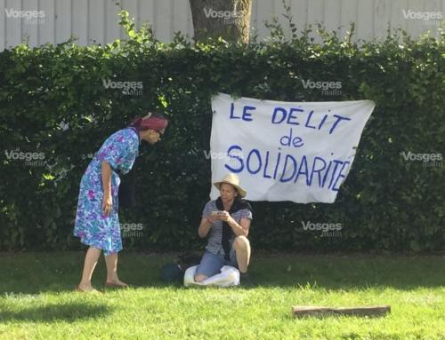 L'association Est solidarité dénonce le délit de solidarité